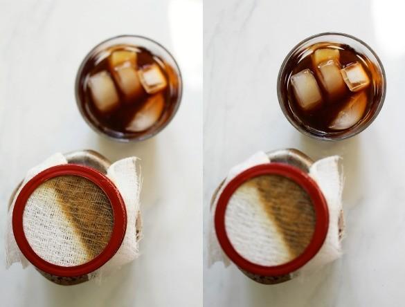 Iced coffee 45
