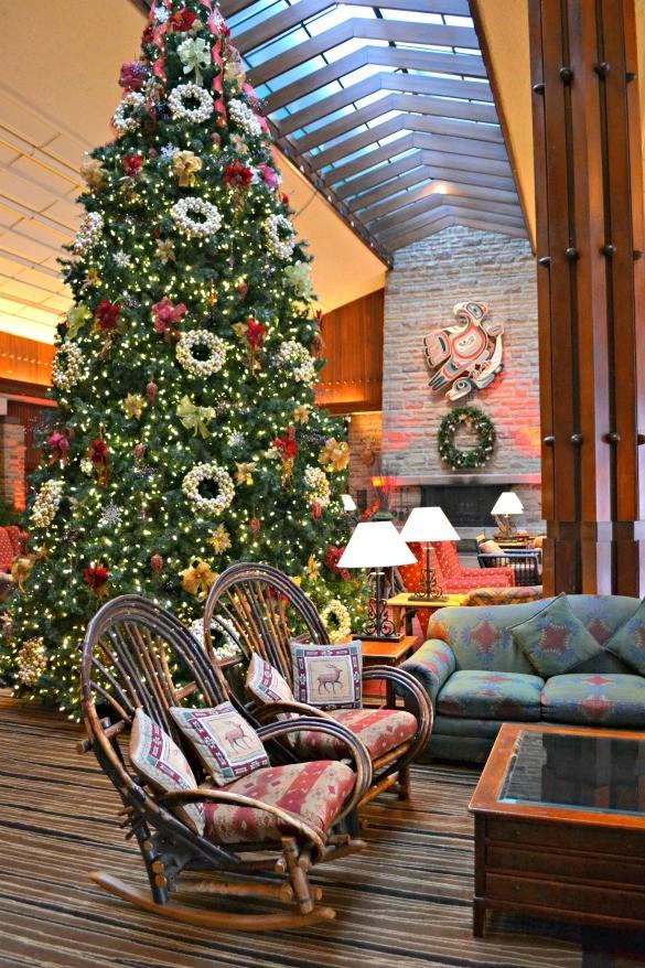 Christmas in november cinnamon bun icebox cookies for Crosby cabin jasper park lodge
