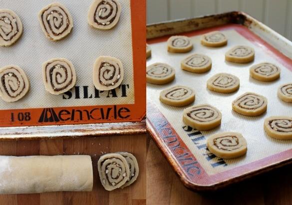 cinnamon bun crunch icebox cookies 10