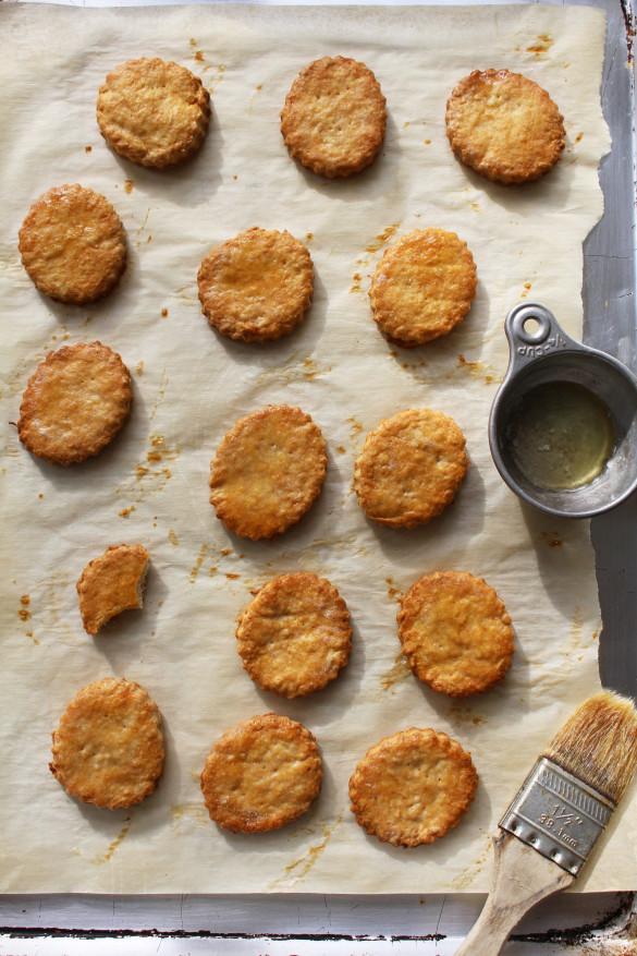 Butter crackers 1