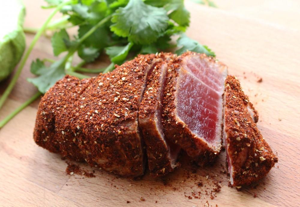 Tuna tostadas 4