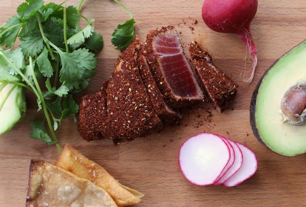 Tuna tostadas 5