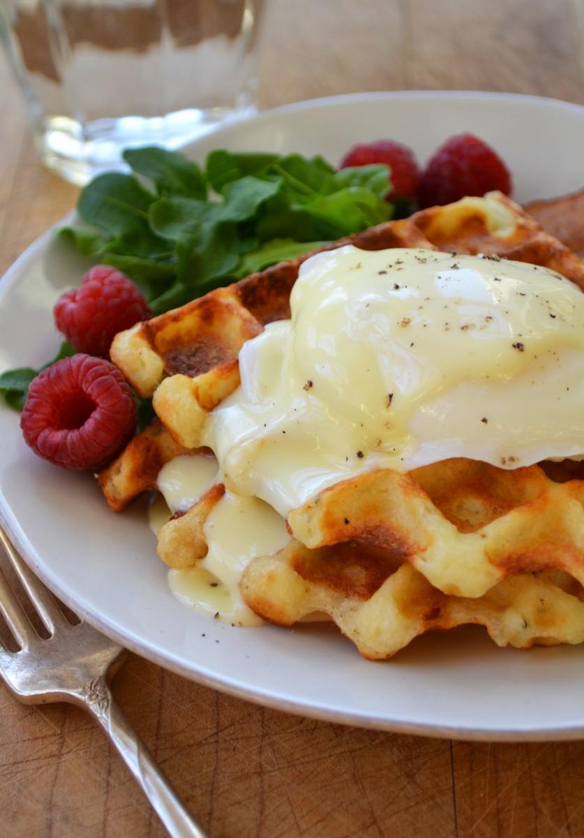 Eggs Benny 4