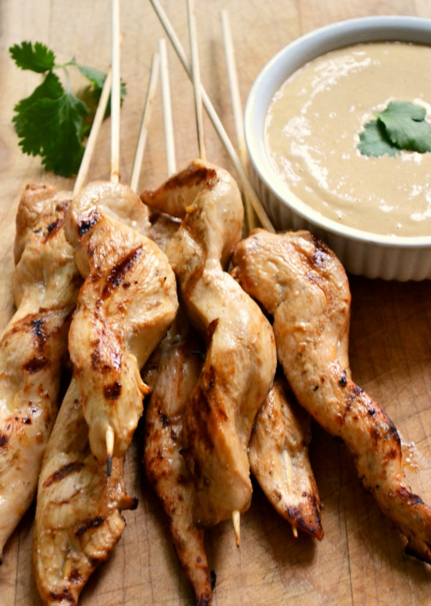 Grilled Satay 2