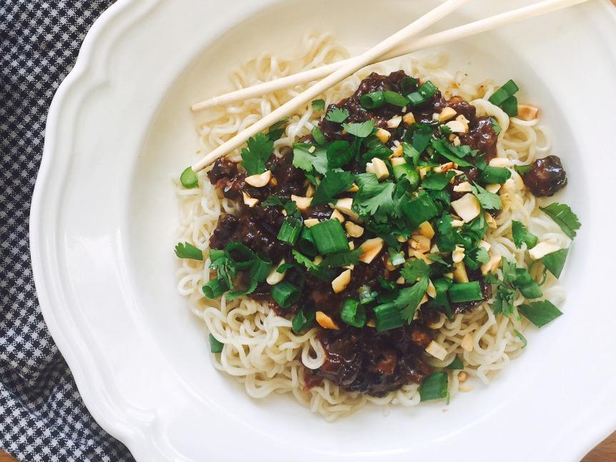 dan dan noodles 1