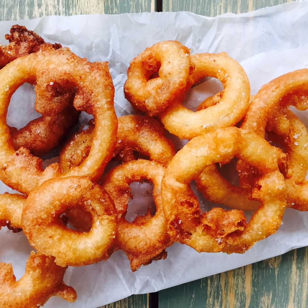 Beer-battered Onion Rings - Dinner With Julie