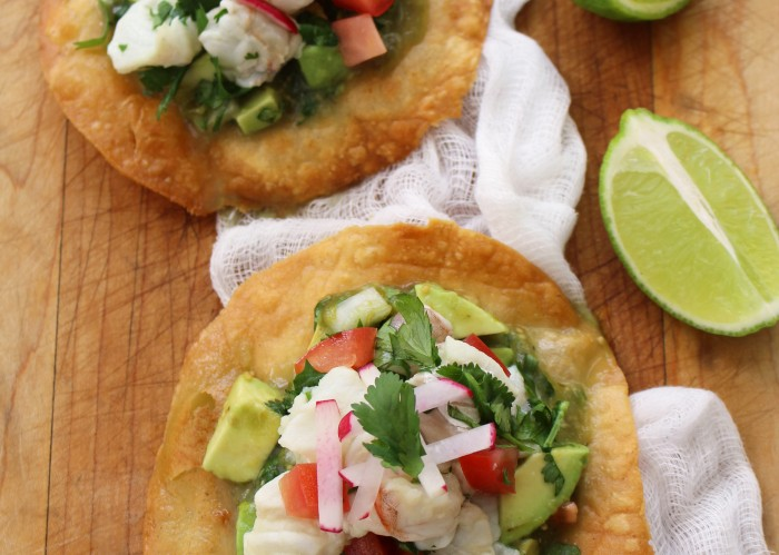 Ceviche Tacos 2