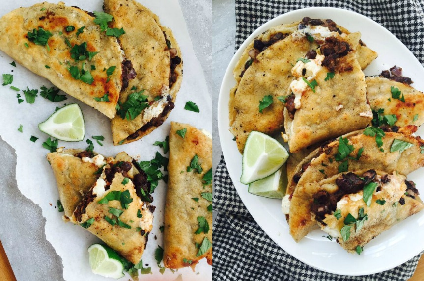 black bean tacos 2