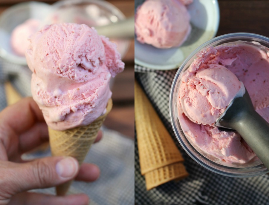 Strawberry-rhubarb-ice-cream 11