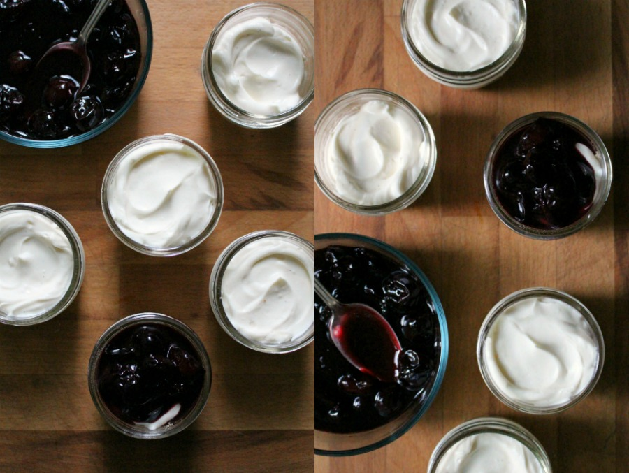 cheesecakes in jars 8