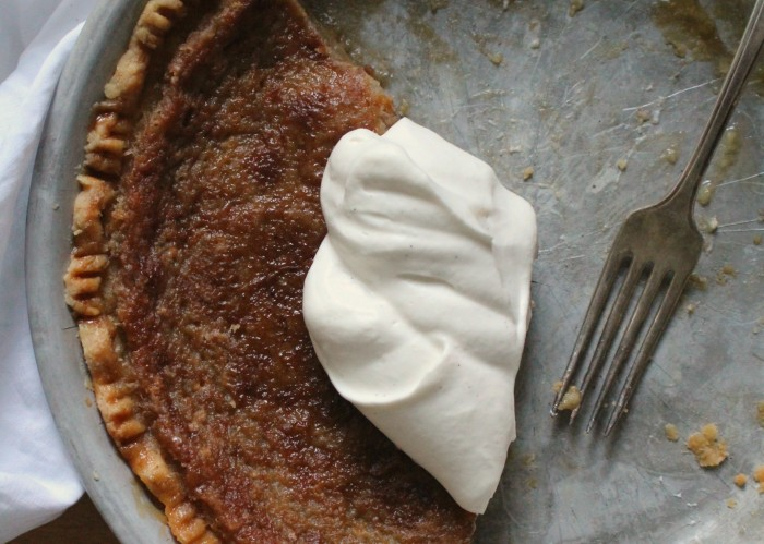 maple syrup pie 2