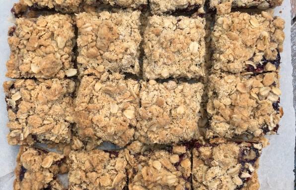 crumble squares 2