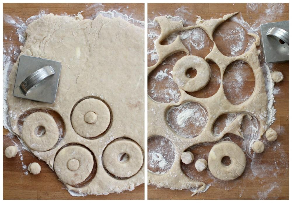 cutting-mashed-potato-doughnuts