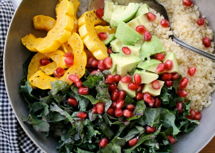 kale-squash-pomegranate-salad-3