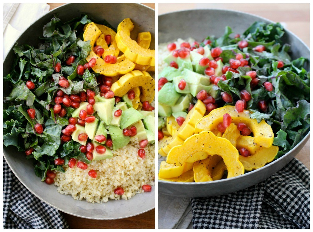 kale-squash-pomegranate-salad-4