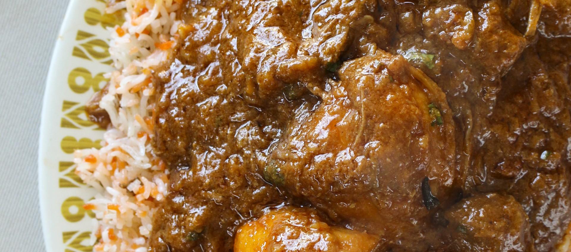 Beef Biryani 1