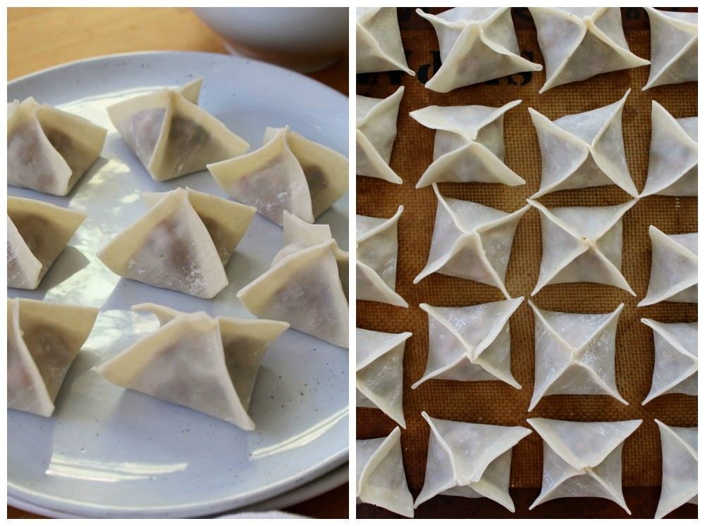 Dumplings + Potstickers 11