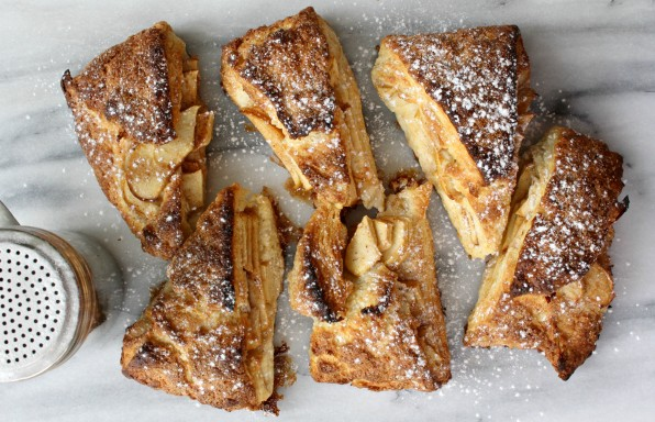 apple pie scones recipe