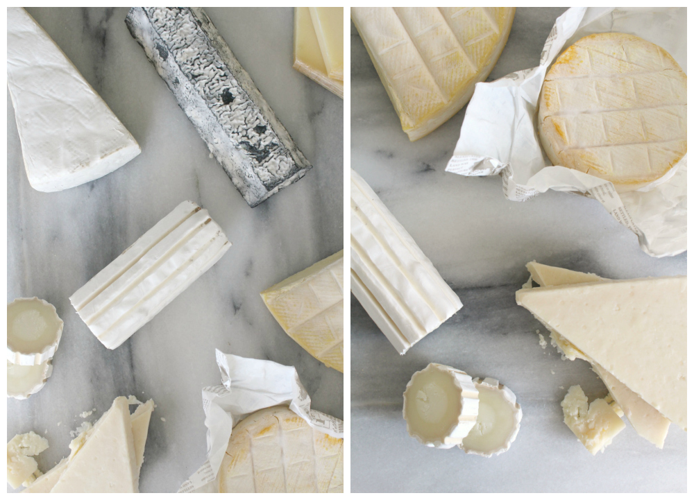 Alexis de Portneuf cheese board 5