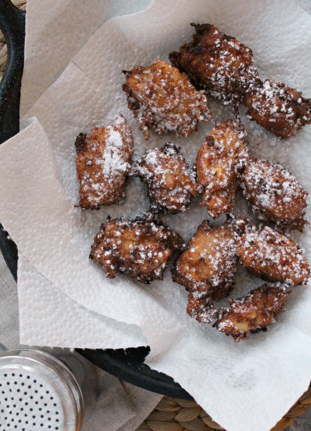 Apple Ricotta Fritters 3
