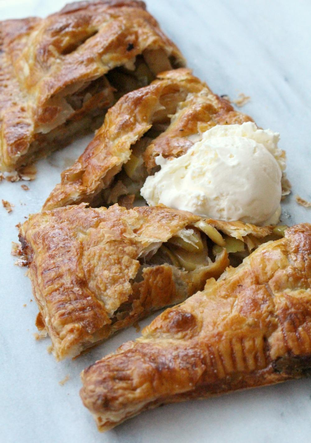 Apple Slab Pie 3