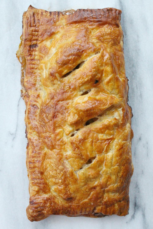 Apple Slab Pie 5