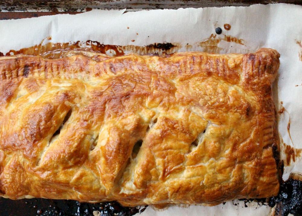 Apple Slab Pie 6