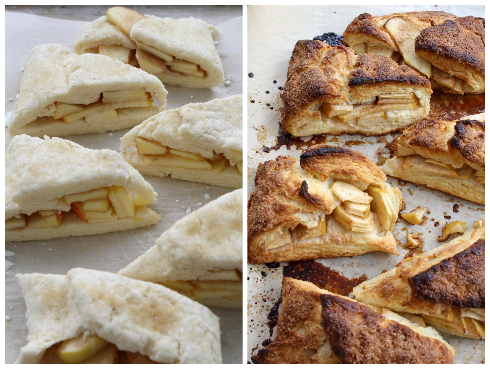 Apple pie scones 17
