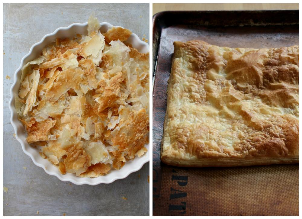 Pastry for Um Ali