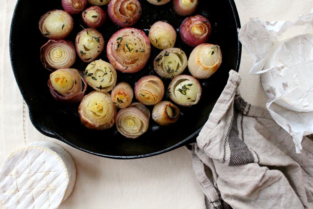 Roasting onions 3