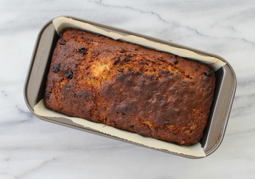 pear carrot loaf 3