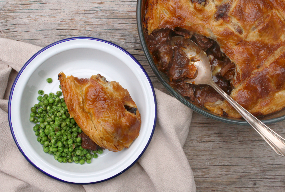 beef & guinness pie 8
