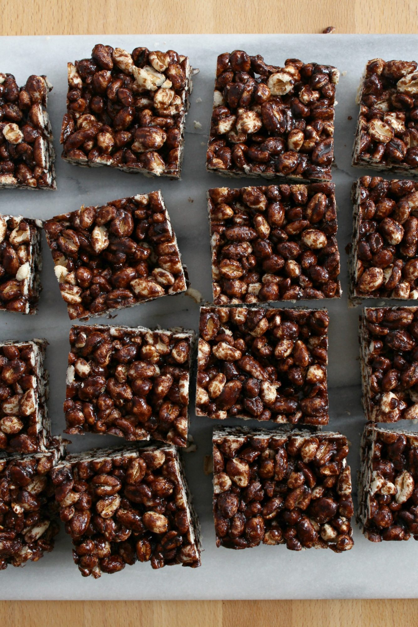 Puffed wheat squares 2
