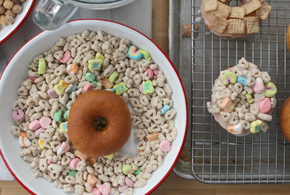 Cereal doughnuts 6