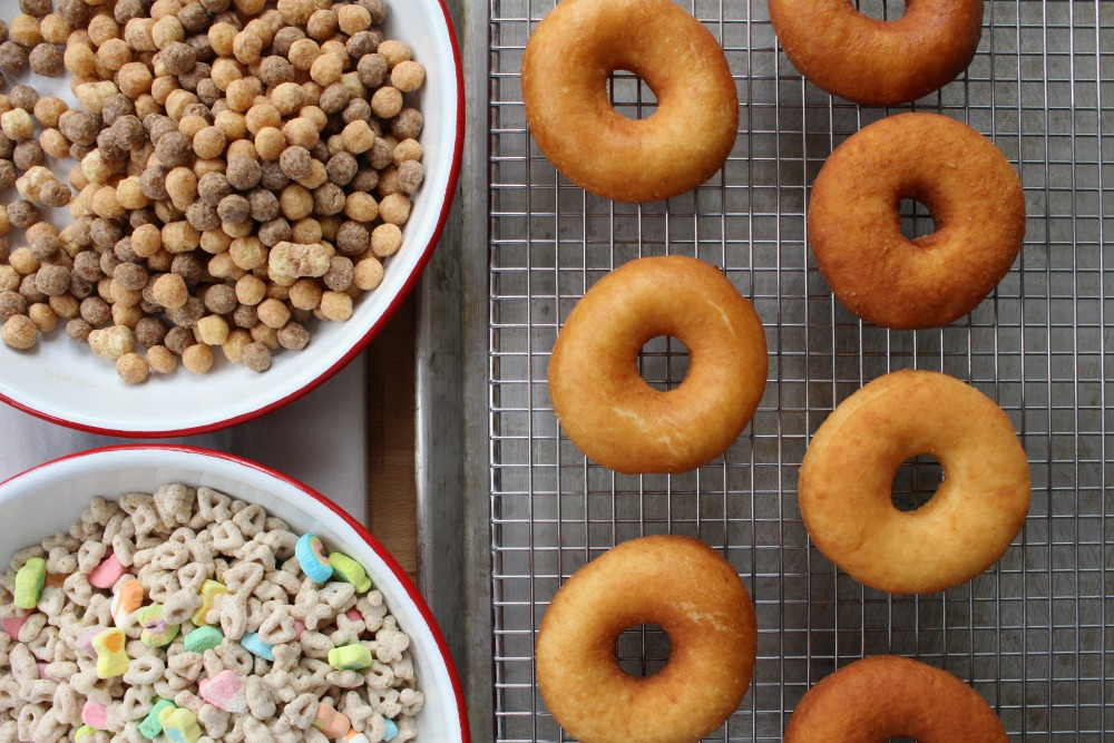 Cereal doughnuts 7