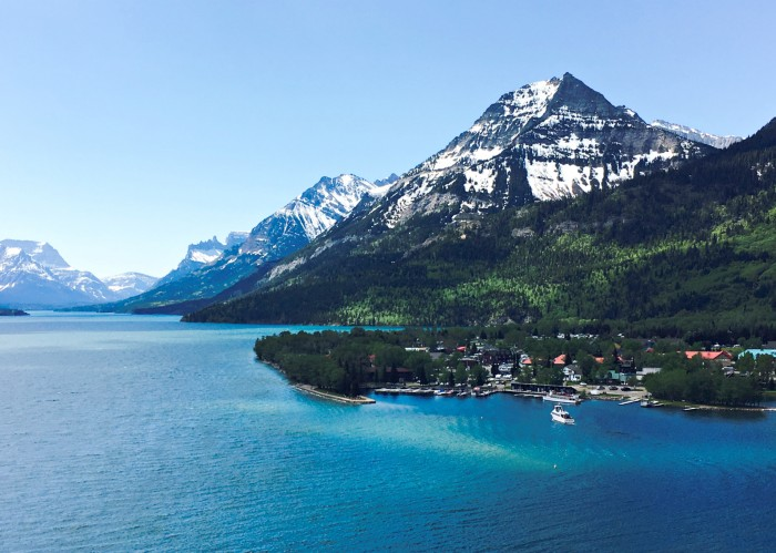 Waterton view