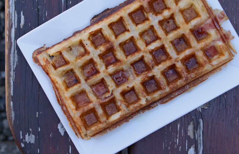 Waterton waffle