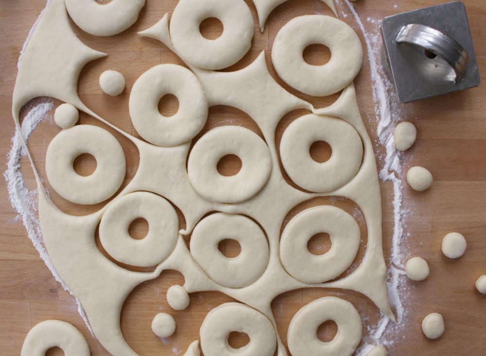 doughnut dough