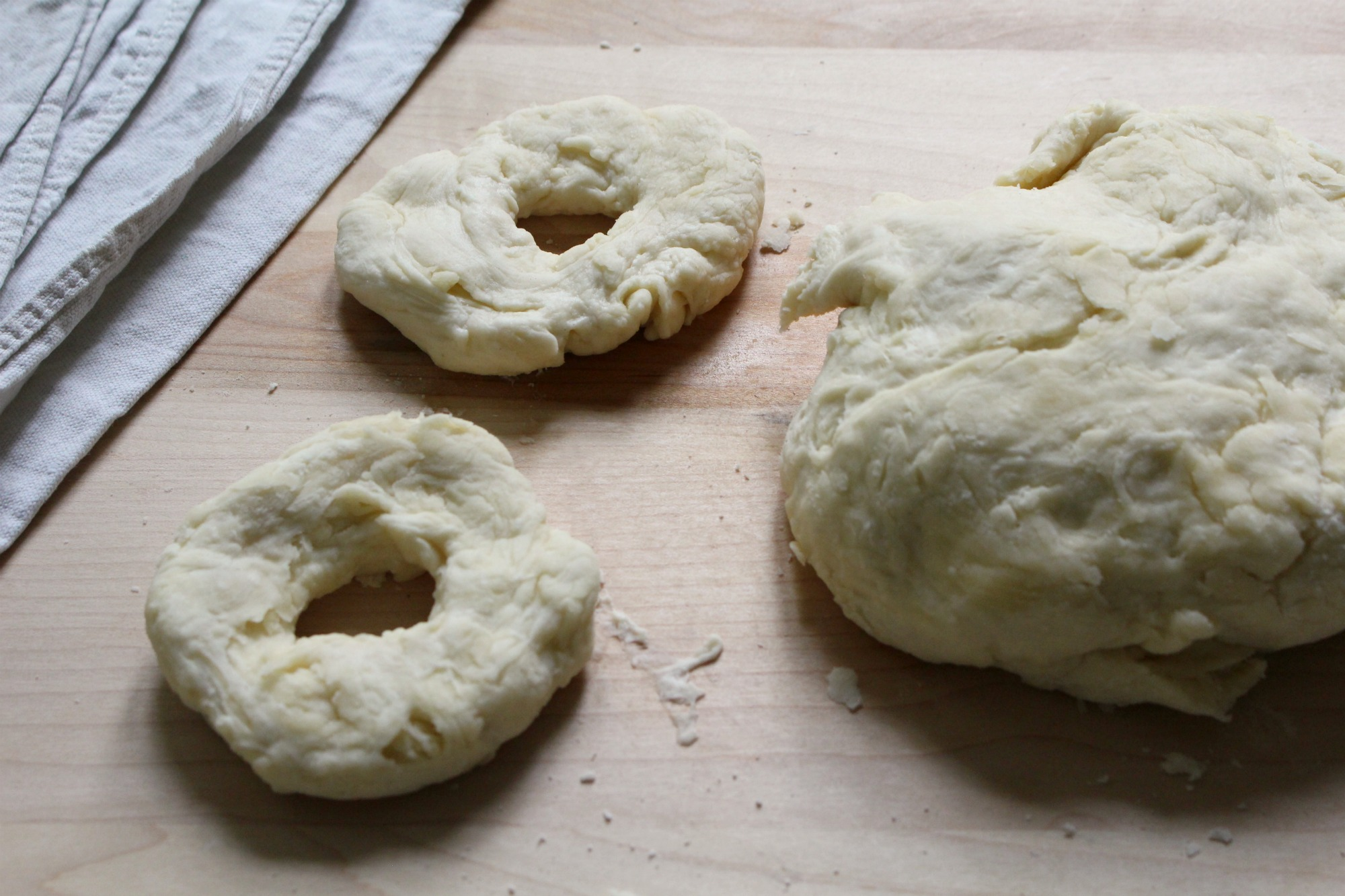 Fry bread dough 1