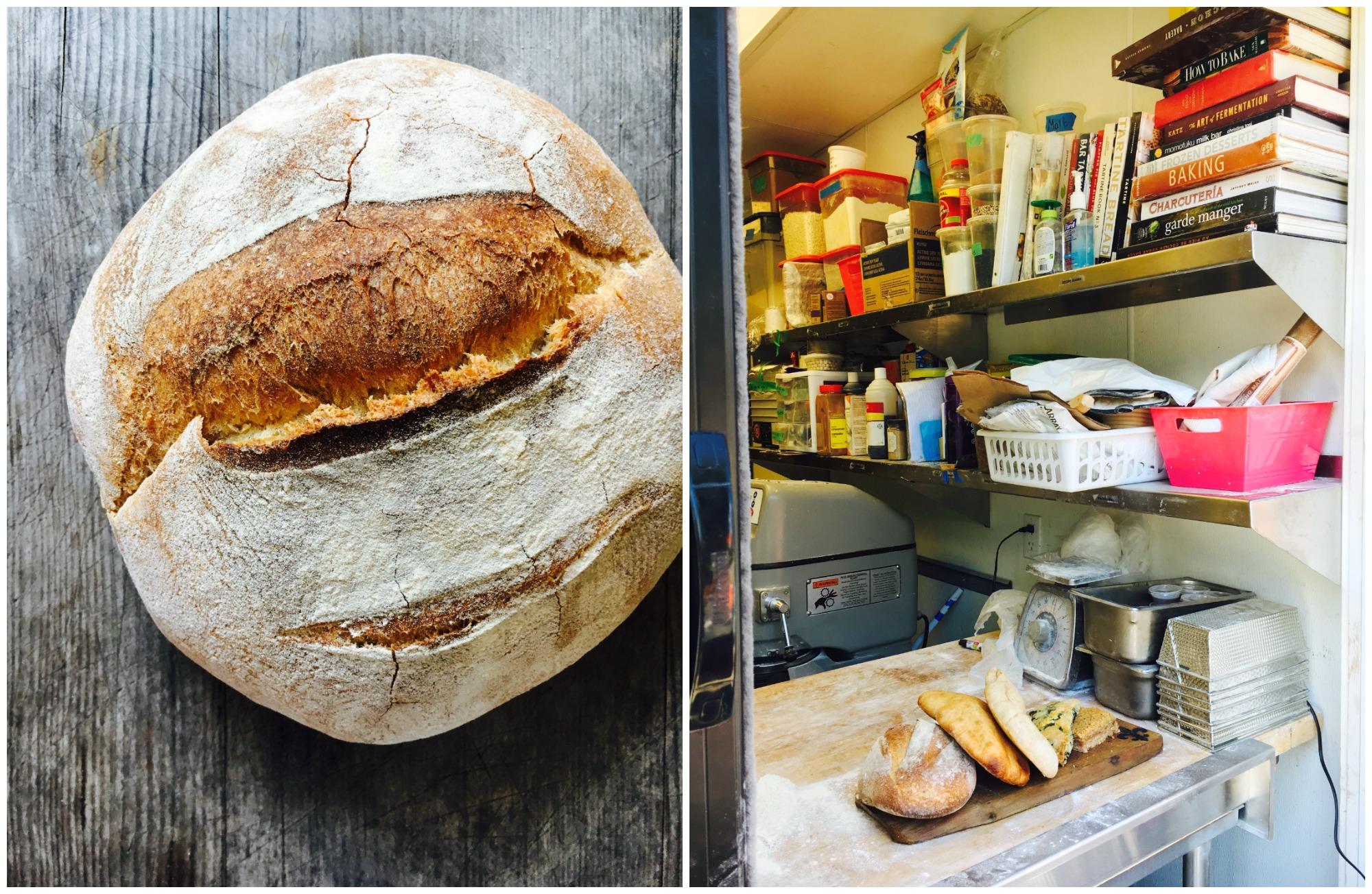 Chartier bread window