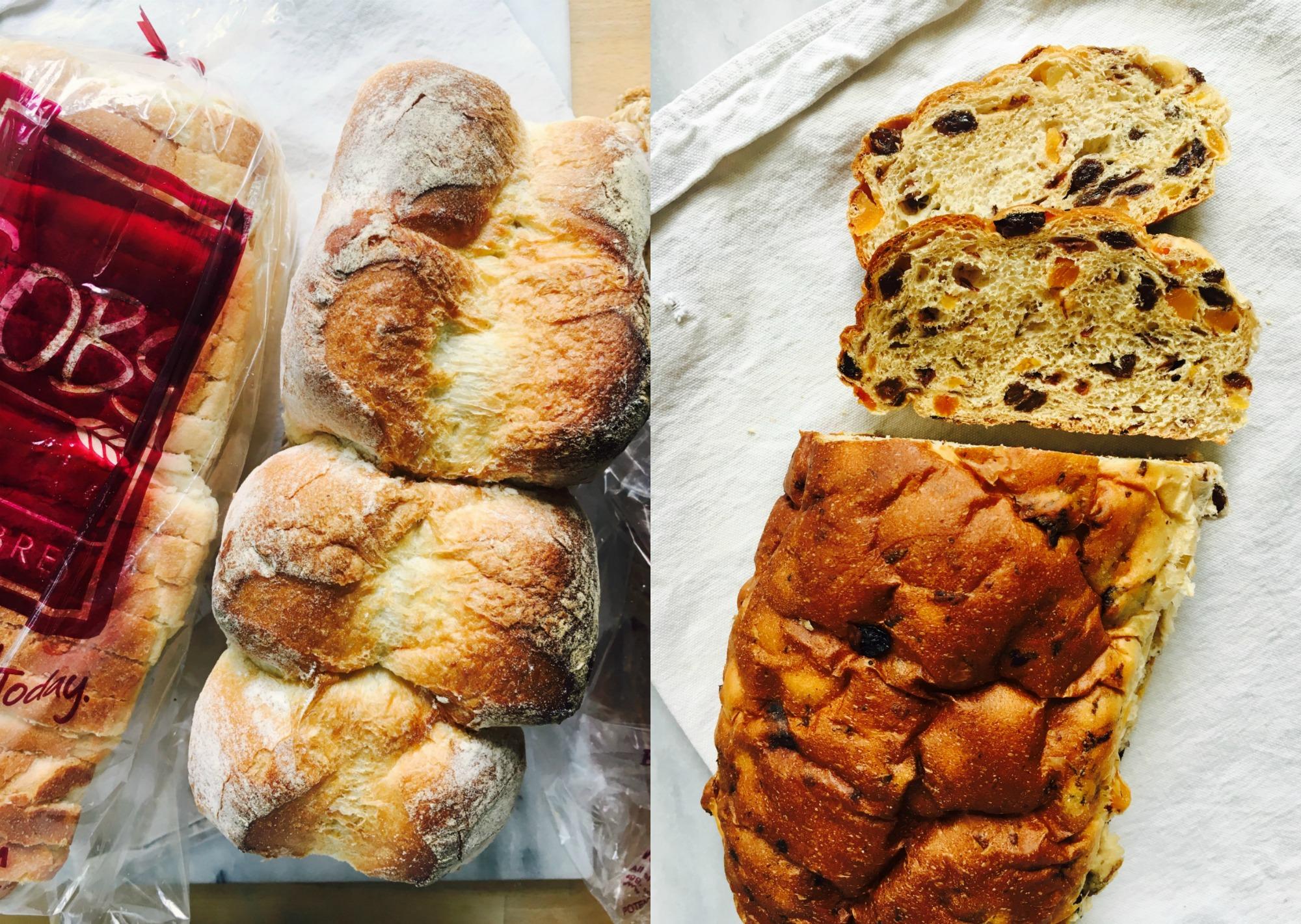 Cobs apricot bread