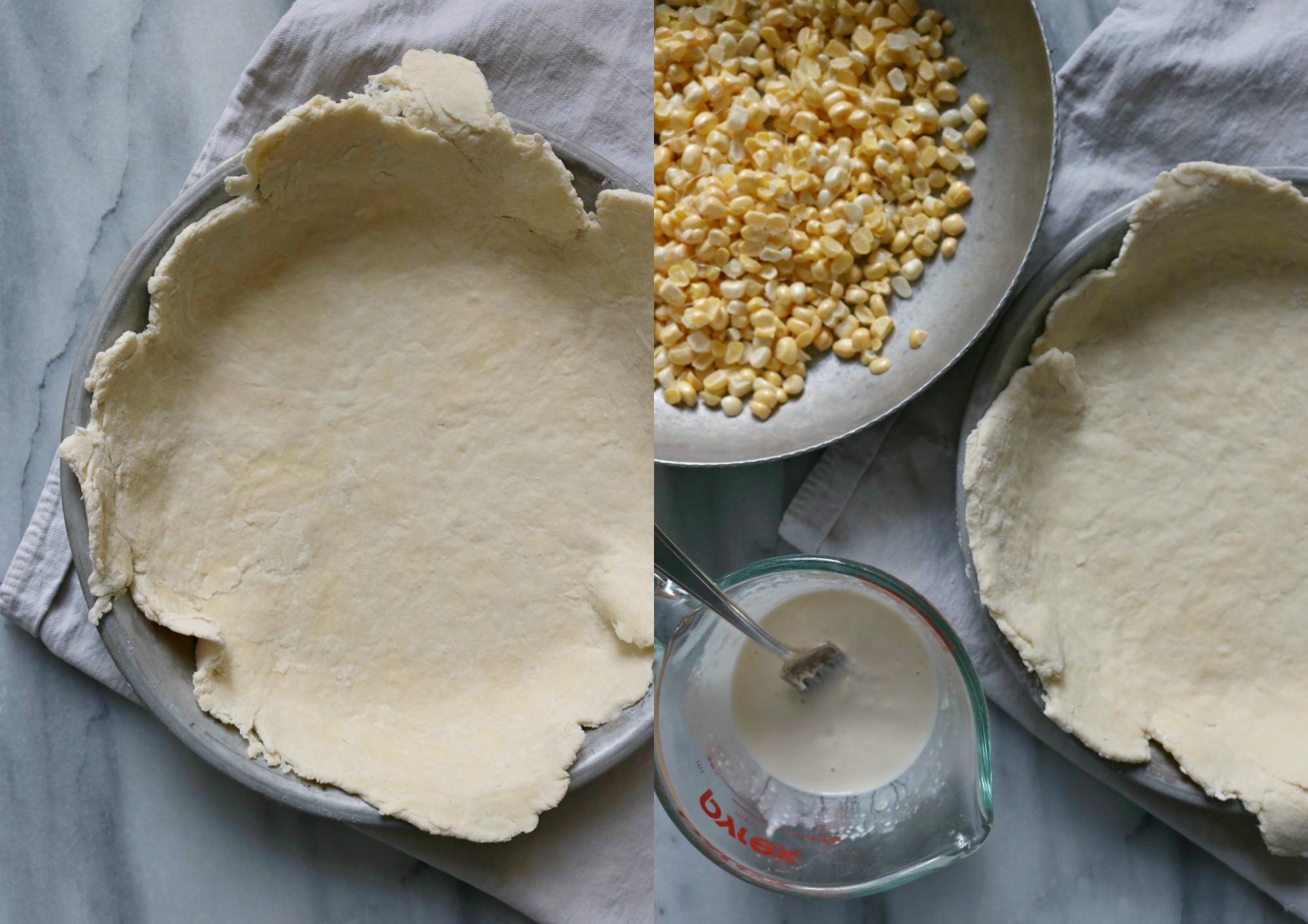 Tomato & Corn Biscuit Pie 2