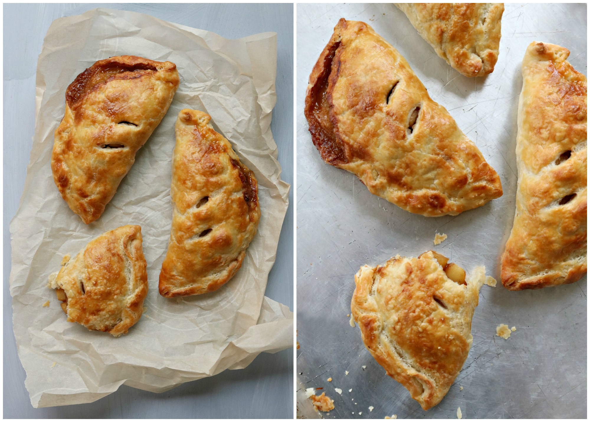 Caramelized Apple Pies 7