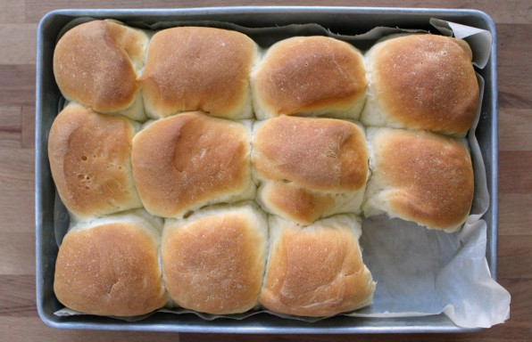 Jason's Grandma's 2 hour buns