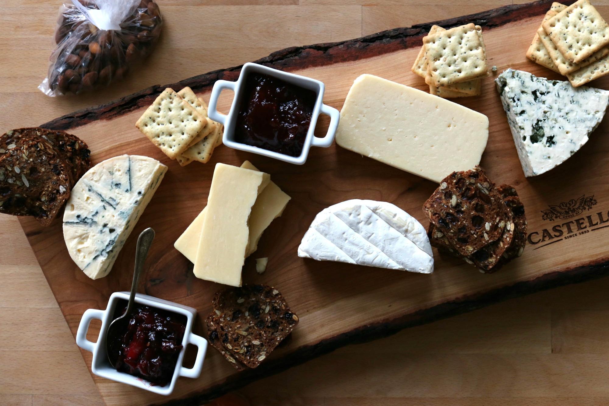Castello Cheese board 10