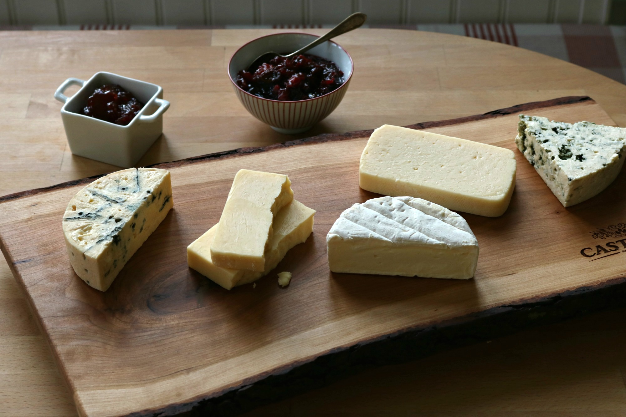 Castello Cheese board 12