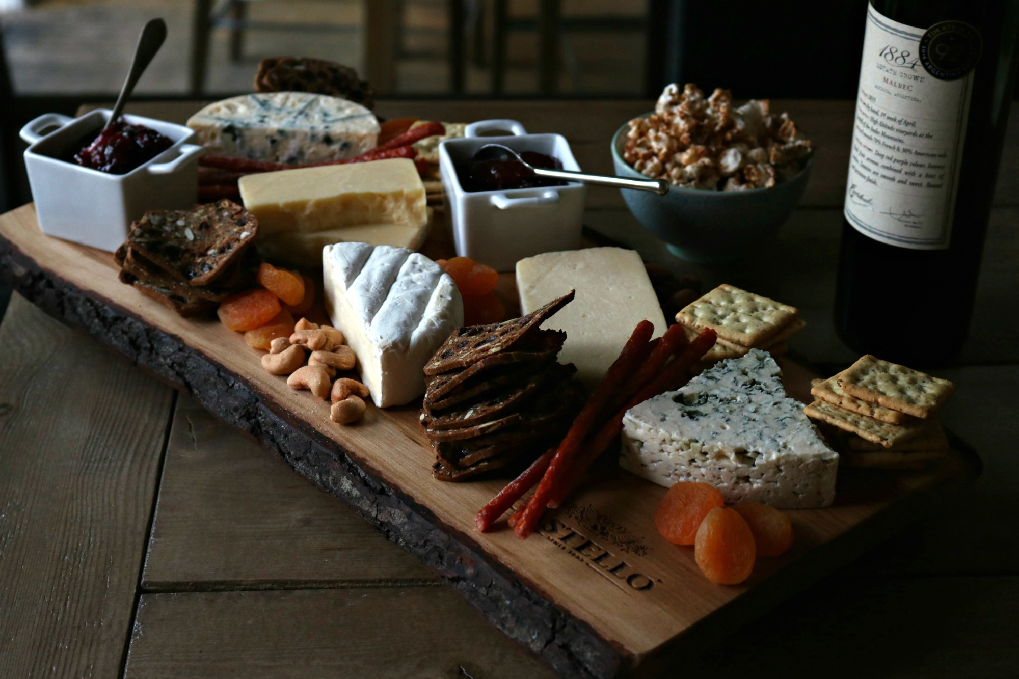 Castello Cheese board 8