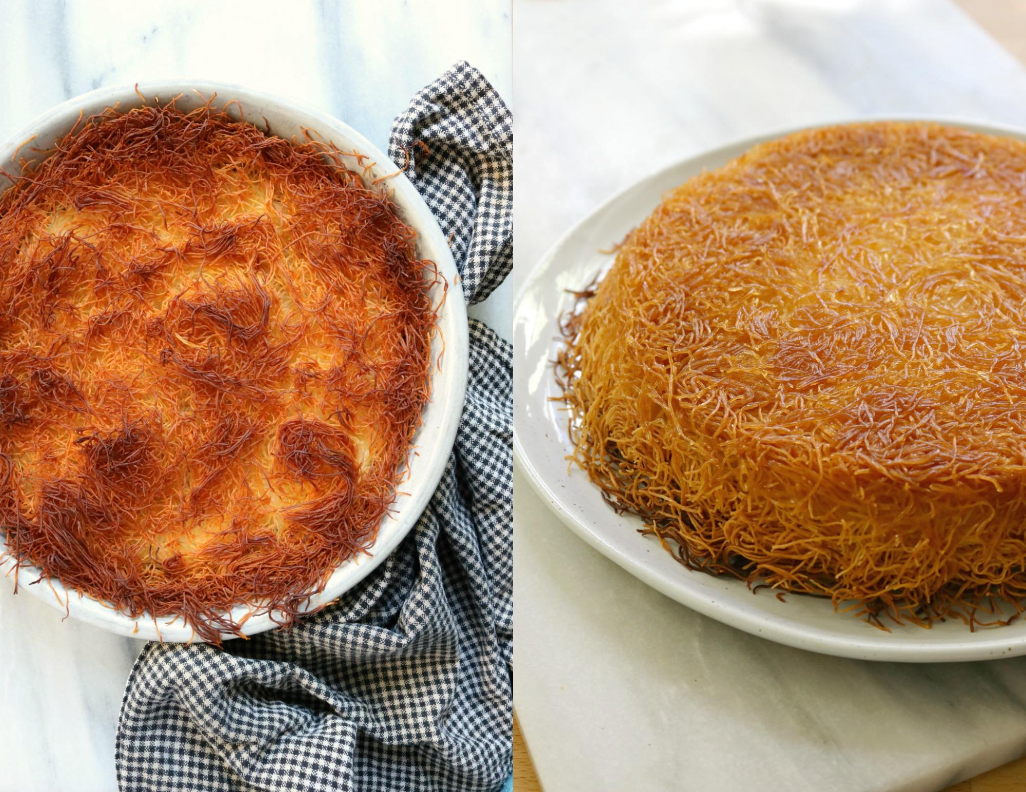 Kataifi torte 2
