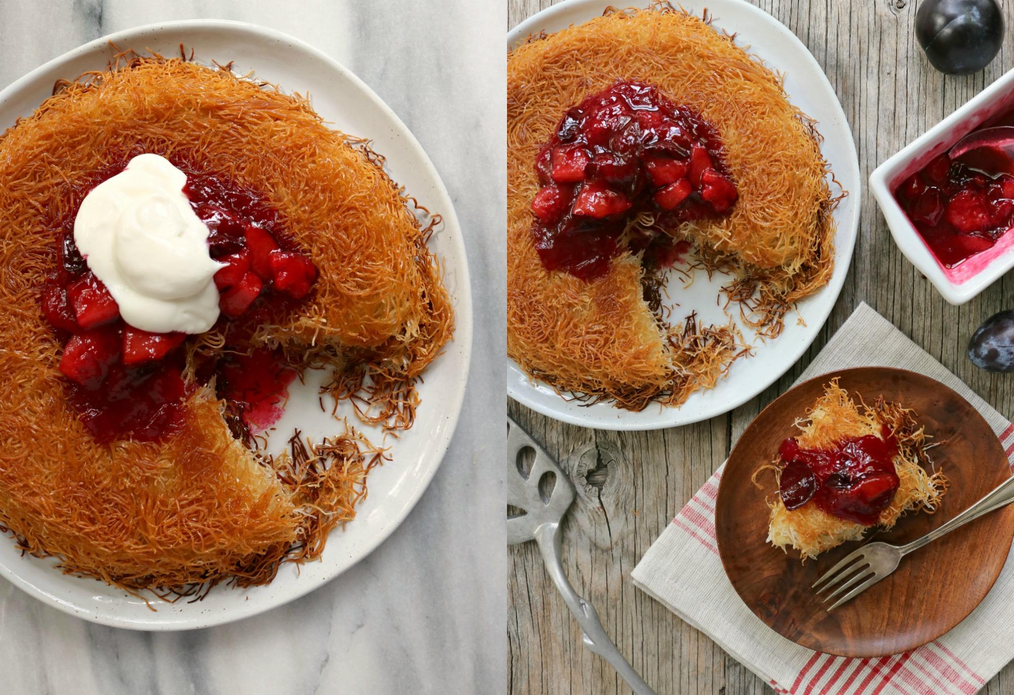 Kataifi torte