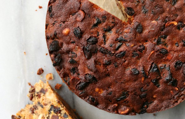 Nigel Slater's fruitcake